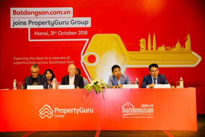 Batdongsan.com.vn joins Asias largest property technology group