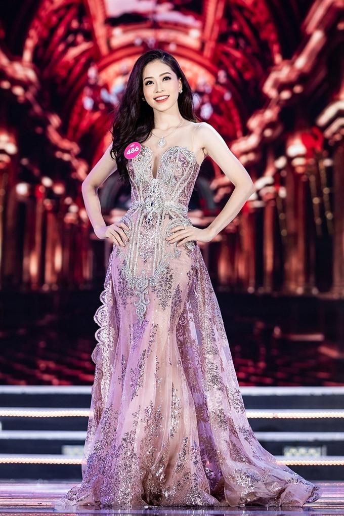 Miss Việt Nam 2018s first runner-up attends Miss Grand International