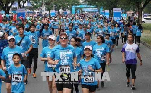Over 8000 runners to take part in HCM City Marathon