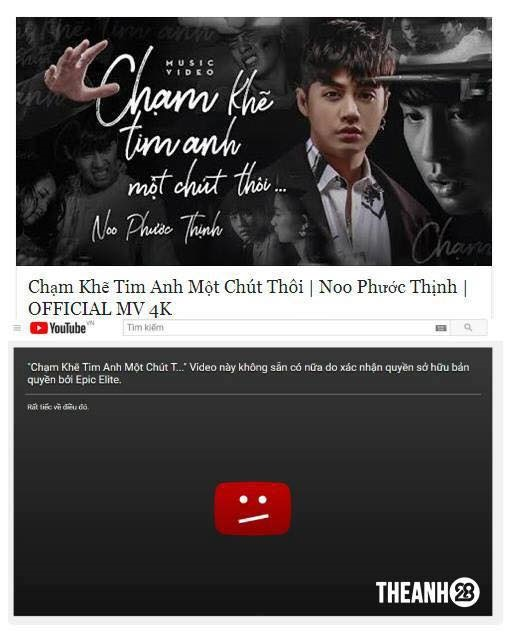 Vietnamese singer Noo Phước Thịnh hit with lawsuit over illegally-used song
