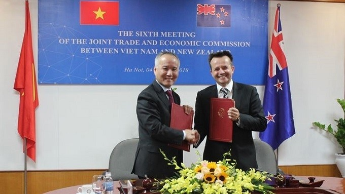 Việt Nam seeks agricultural support from New Zealand