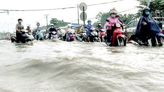 City urged to tackle flooding pollution and traffic congestion