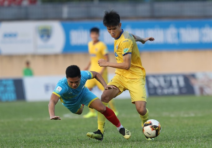 V-League concludes with SXKT Cần Thơ relegated