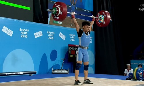 Đỉnh wins gold at Summer Youth Olympics