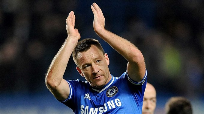 Former England captain Terry retires from football