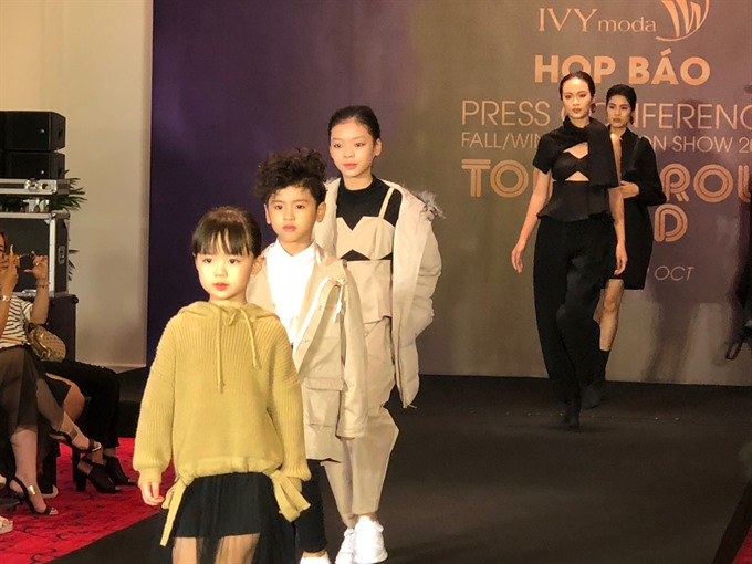 Domestic fashion brand to hold fall-winter show