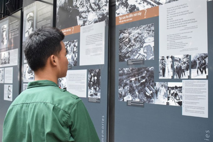 Exhibition celebrates capital citys liberation