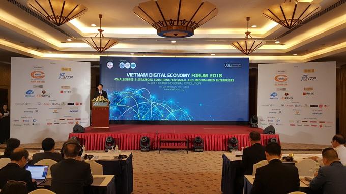 Move towards digital economy inevitable: forum