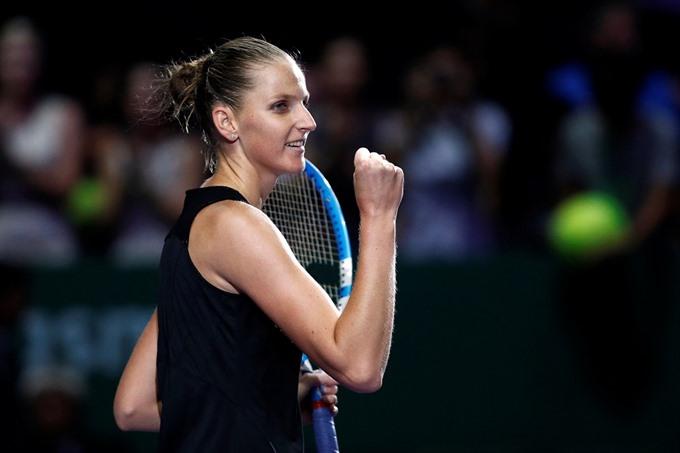 Kvitova Pliskova to lead Czechs against youthful US in Fed Cup final