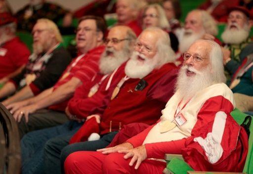 'Harvard of Santa Claus schools teaches Christmas spirit