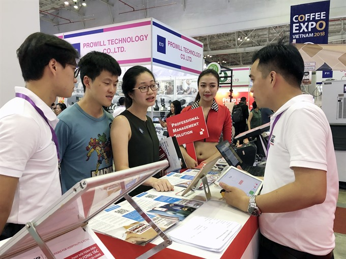 Retail show opens in HCM City