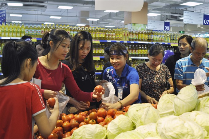 Phú Thọ Province gets its 1st Co.opmart supermarket