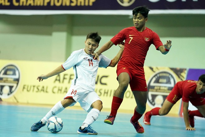Việt Nam rank fourth in AFF futsal champs