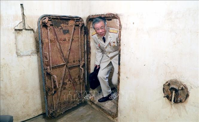 Two Hà Nội bomb shelters to be restored