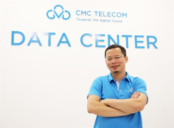 CMC Telecom achieves premier certification for data centre professional