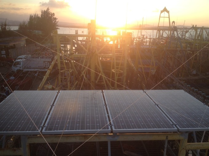 Central province to pilot 'green energy for fishing boats