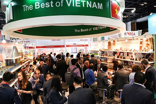 VN firms to showcase products at Gulfood Dubai 2019