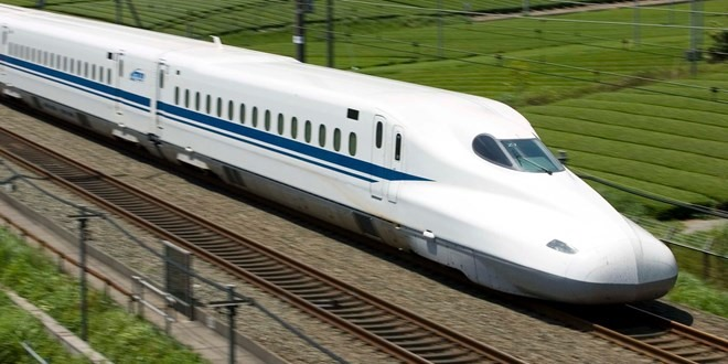 North-south high speed railways 2 sections put into 2032