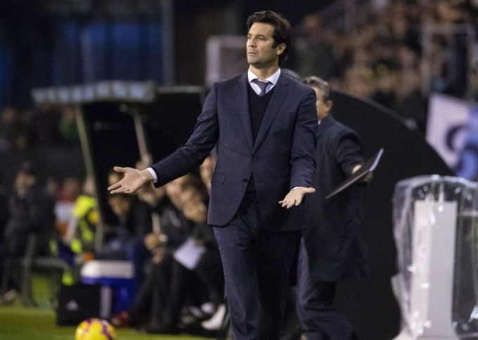Real Madrid hires Santiago Solari as coach until 2021