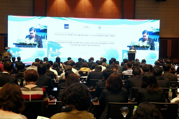 Vietnam and partners discuss bad debts handling