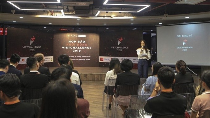 Start-up competition to connect Vietnamese innovators with US experts