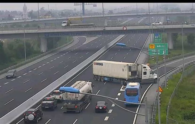 Expressway management units told to tighten supervision