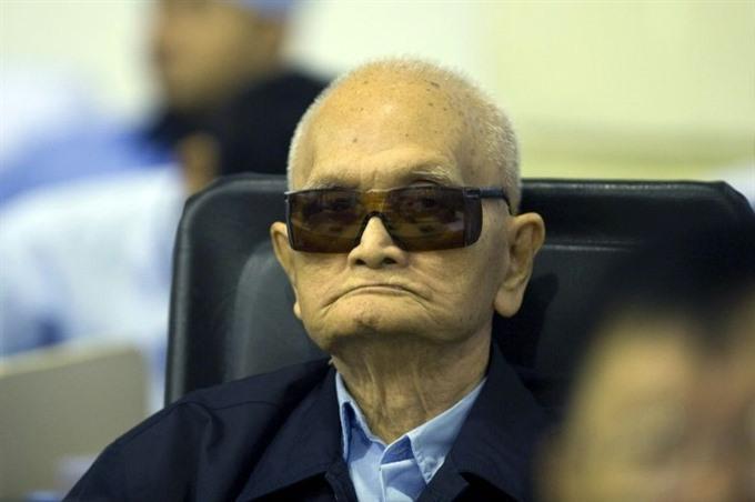 Khmer Rouge leaders found guilty of genocide in landmark ruling