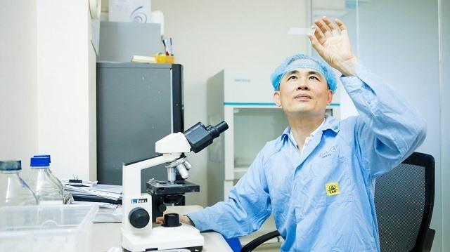 VN scientist successfully formulates liquid spore probiotic products