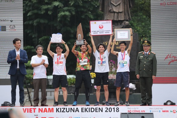 Traffic safety race attracts more than 800 athletes