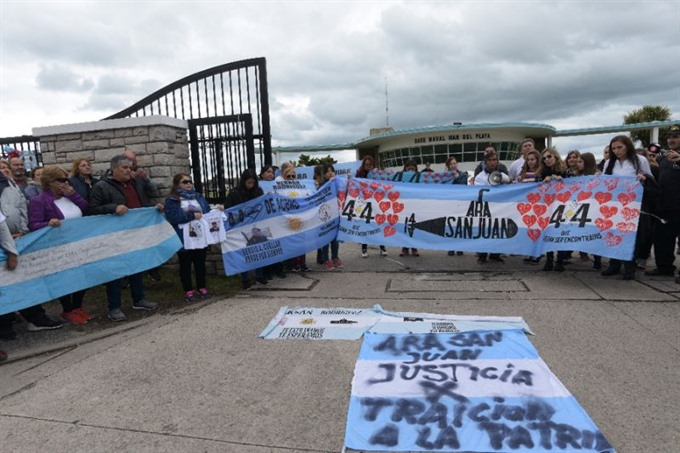 Argentine submarine find first step to learning disasters cause