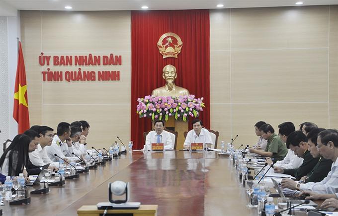 Saigon Newport Corp to build seaport in Quảng Ninh