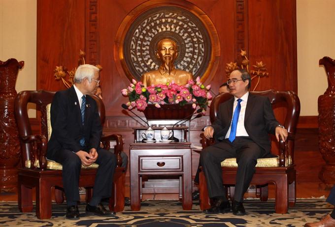 HCM City Japans Hyogo prefecture boost ties