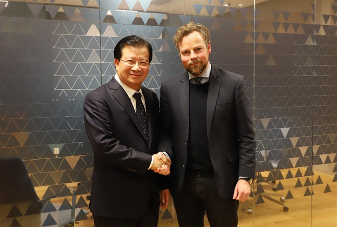 Việt Nam fosters multifaceted cooperation with Norway