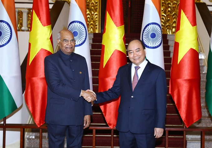 Việt Nam India look to lift comprehensive strategic partnership
