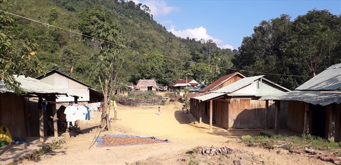 No electricty no roads no hope: A village neglected