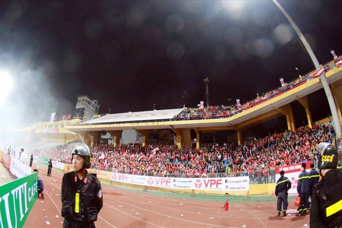 Việt Nam-Cambodia match sold out