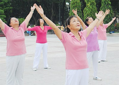 Asia Pacific is worlds fastest aging region