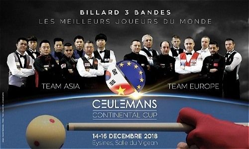 Three Vietnamese cueists to join continental cup