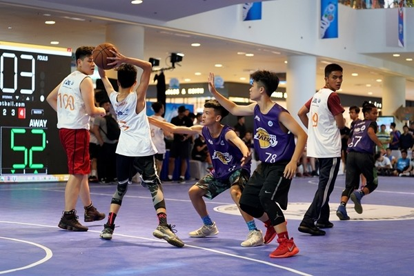 New collaborative project to develop high school basketball in VN