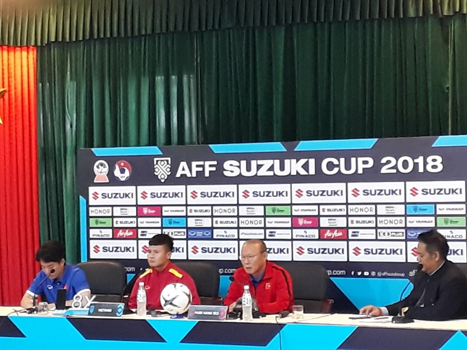 Việt Nam aiming to top group against Cambodia