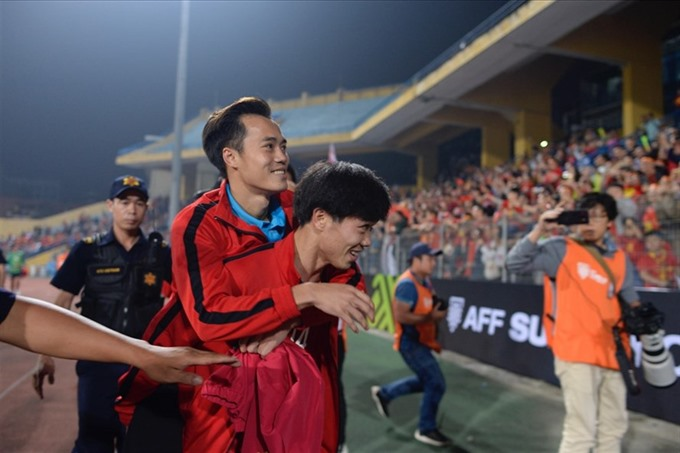 Toàn ruled out of AFF Suzuki Cup