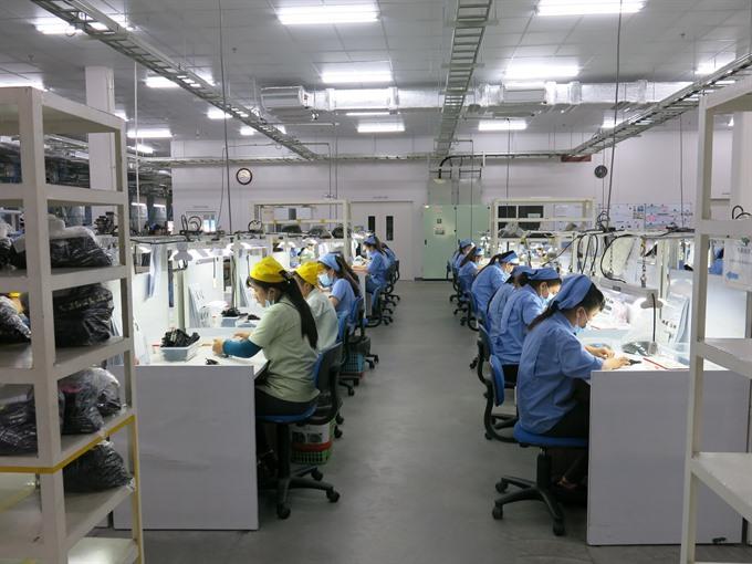 Bình Dương is a magnet for foreign investors