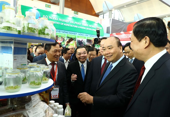 PM urges agriculture sector to brace for integration