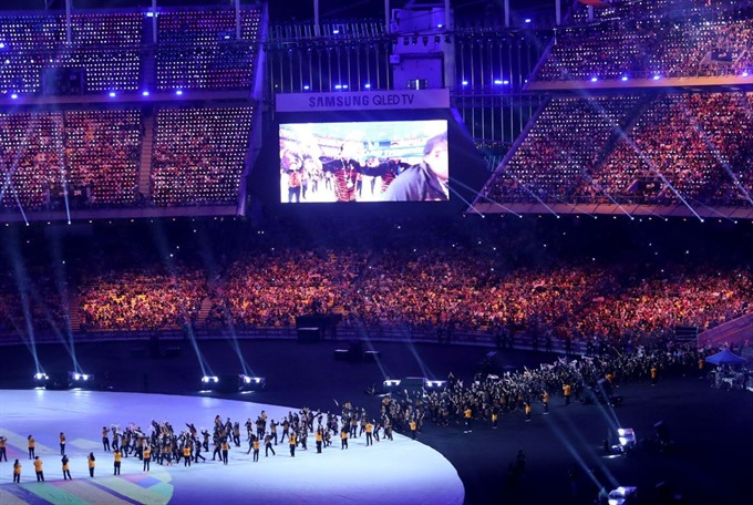 A record of 56 sports organised at 30th SEA Games