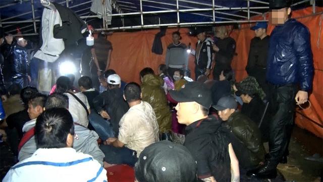 Phú Yên detains six in largest gambling bust