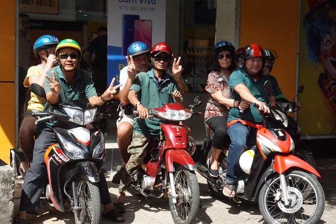 HCM City kicks off tourism stimulus programme