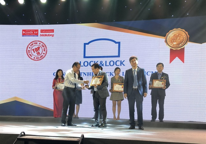 Top 100 products and services honoured
