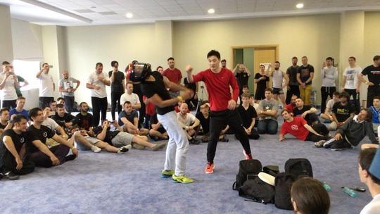 South Korean Bruce Lee to arrive in VN