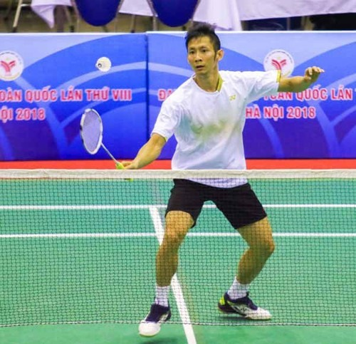 Hà Nội athletes win in badminton table tennis