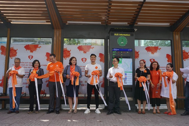 HCM City launches busses to raise awareness about sexual harassment